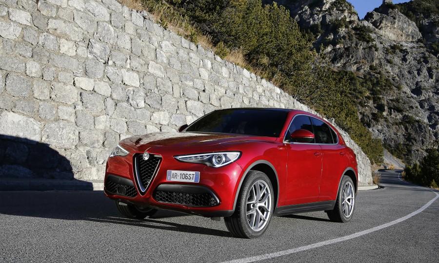 Alfa Romeo S 2017 Production Surged 62 On New Models