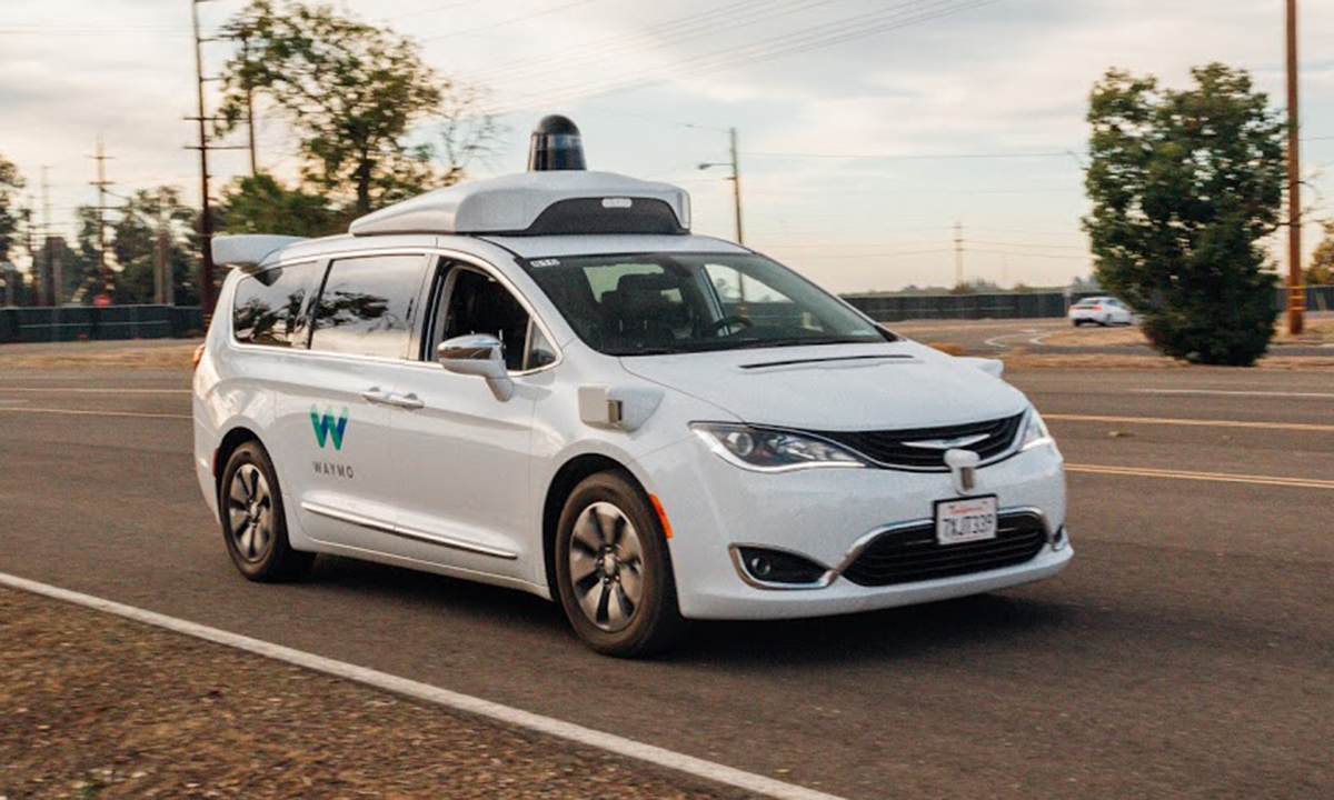 Fiat Chrysler And Waymo May Jointly Develop Fully Self Driving Cars