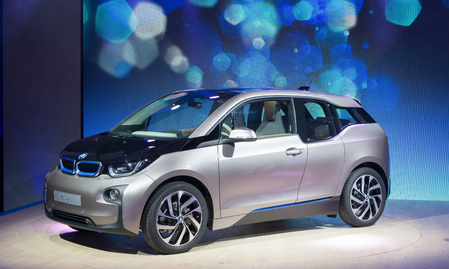 Bmw Aims To Be Technology Leader With I3 Electric Car