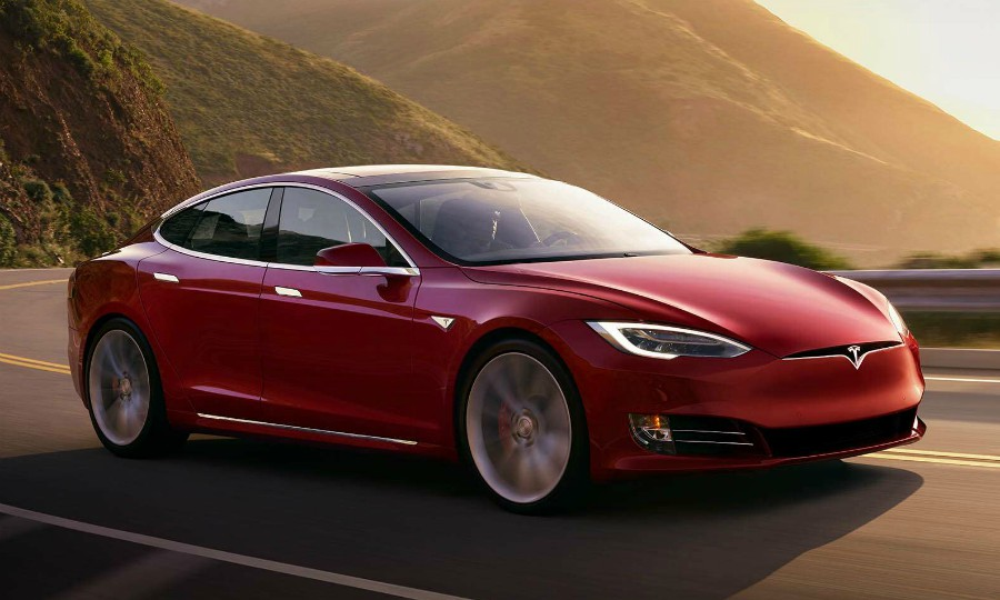 Tesla Model S Outsells German Luxury Flagships In Europe