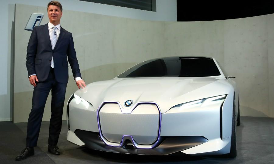 Bmw Will Add I4 Electric Car As Tesla Model S Rival