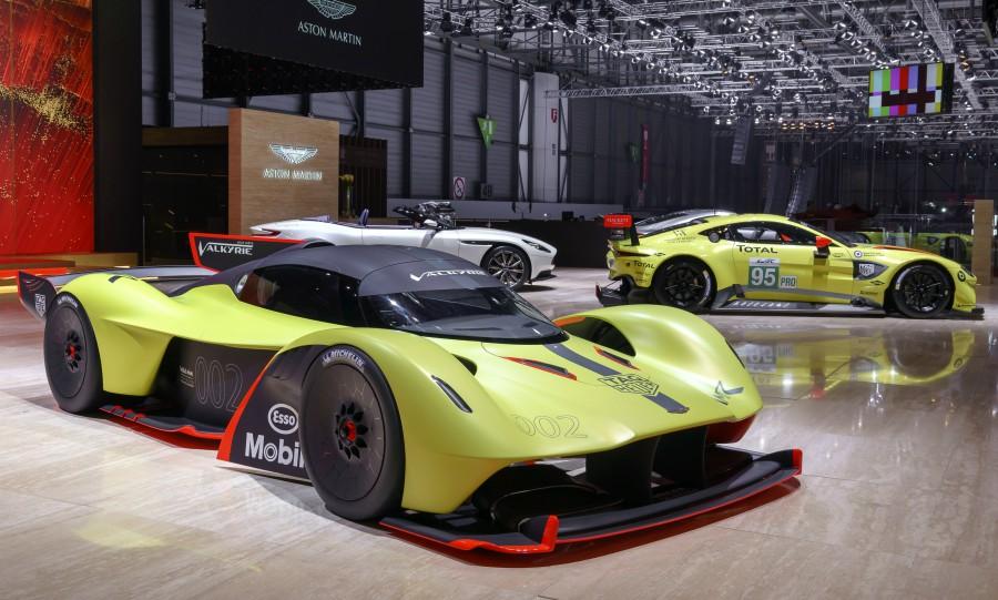 How Aston Martin Mclaren Spin Profits From Hypercars