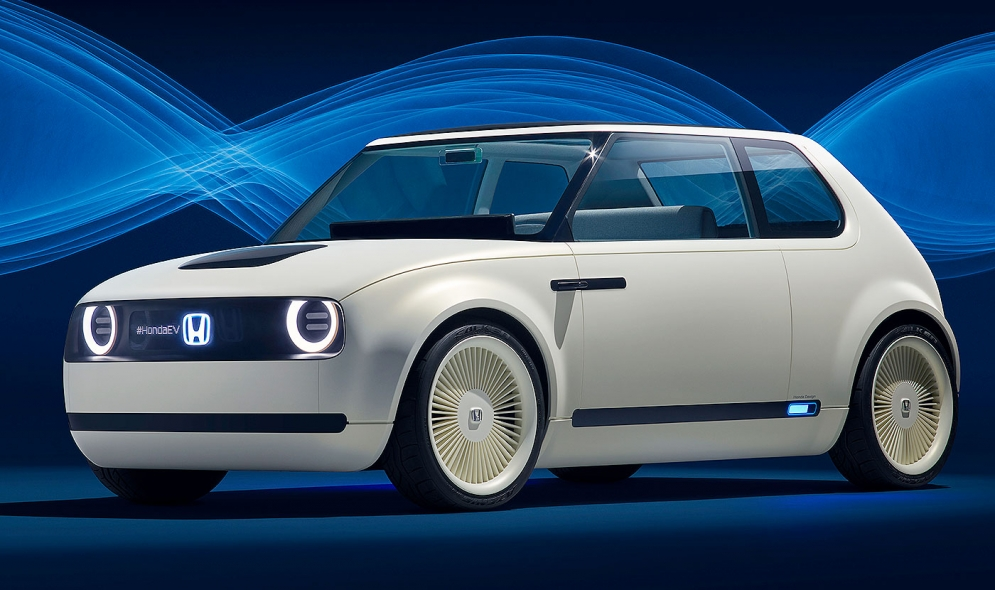 Honda Will Launch A Small Electric Car In 2019