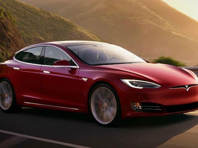 Tesla Model S Outsells German Luxury Flagships In Europe