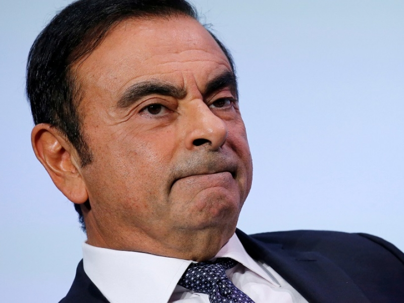 Ghosn May Face Longer Detention As New Allegations Are Made