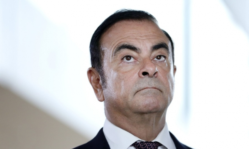 Nissan tries to bar Carlos Ghosn from Rio property over corruption scandal