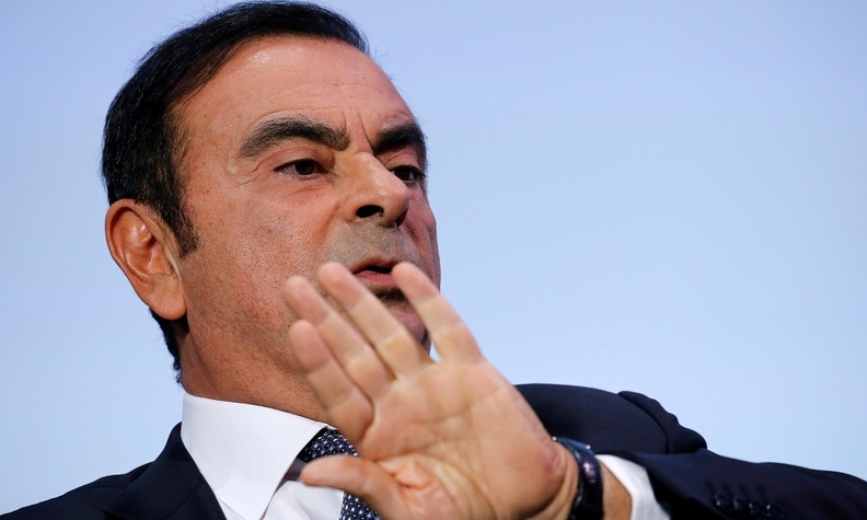 Nissan executive on leave for tasks related to Ghosn arrest